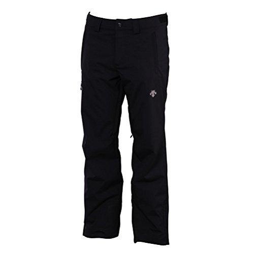 Descente Stock Short Mens Ski Pants - 38 Short/Black Descente Black Shorts