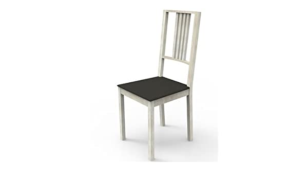 Funda para börje/Aron silla, asiento almohada en Copenhague gris oscuro: Amazon.es: Hogar