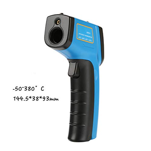 Original Thermometer Window ( Orcbee  _Portable Non-Contact LCD IR Infrared Digital Temperature Thermometer)