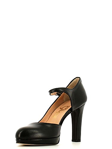 Grace Shoes 521NNF Zapatos Mujeres Negro