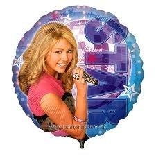 Hannah Montana Rock Star Mylar Balloon 18 Inch