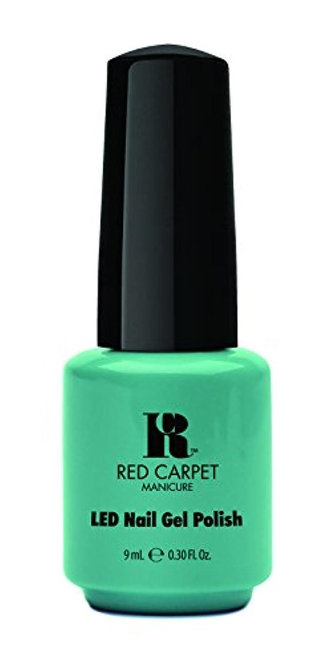 ベリ所有権クレデンシャルRed Carpet Manicure - LED Nail Gel Polish - A New York Minute - 0.3oz / 9ml