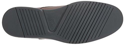 Lacoste Men's Laccord 417 1 Oxford Dark Brown footlocker sale online explore sale online eybcdfip