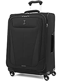 Luggage Maxlite 5 Lightweight Expandable Suitcase , Black