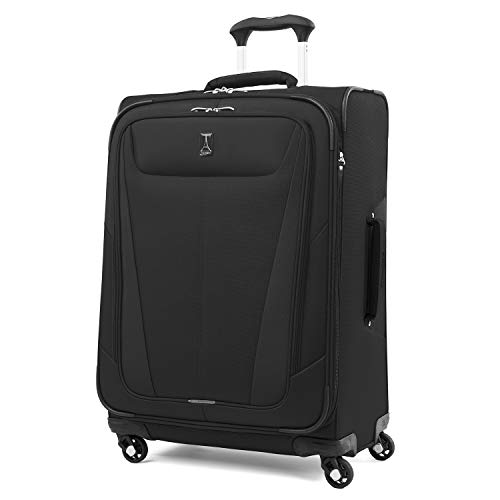 Travelpro Luggage Maxlite 5 Lightweight Expandable Suitcase , Black