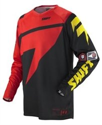Shift Reed Replica Red/Yellow Jersey - 2013 (XXL) (Chad Reed Replica Jersey)