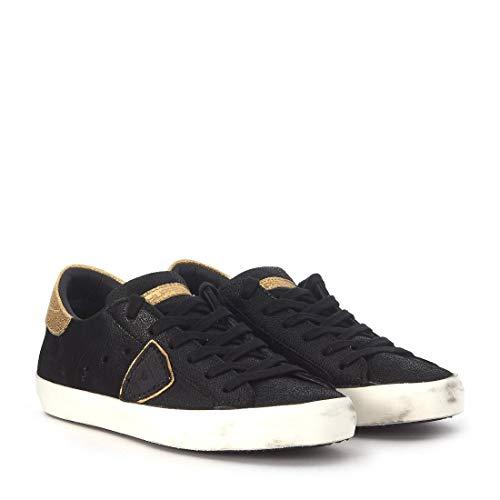 Nere Nere Low Clld1006 Pelle Philippe oro Model Suede Donna Classic Sneaker Oro xan7ngq