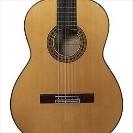 Cashimira CAS 87 parte superior sólida acústica guitarra clásica ...