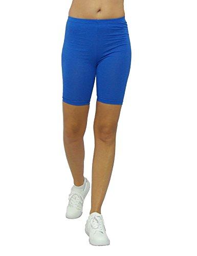 Blu SYS Pantaloncini Tinta Donna Slim unita PXPxRq