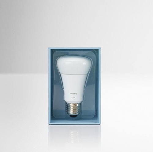 Philips Hue Lux A19 60W Equivalent Dimmable LED Smart Bulb (Older Model Compatible with Amazon Alexa Apple HomeKit and Google Assistant) - - Amazon.com & Philips Hue Lux A19 60W Equivalent Dimmable LED Smart Bulb (Older ... azcodes.com