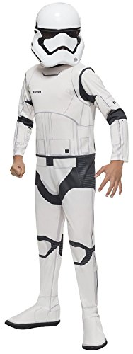 Costume Supercenter Returns (Star Wars: The Force Awakens Child's Stormtrooper Costume, Small)