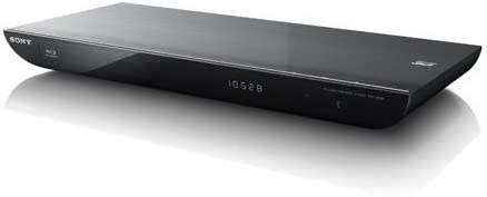 Black 2012 Model Renewed Sony BDP-S590 3D Blu-ray Disc Player with Wi-Fi