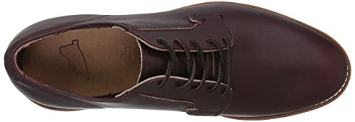 Zapato De Hombre De Oxford De Cartero De Red Wing UK8 EU42 US9 Merlot Mesa 8268Tg