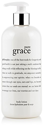(Pure Grace by Philosophy for Unisex - 16 oz Body Lotion. )