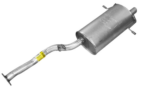 Walker 54315 Quiet-Flow Stainless Steel Muffler Assembly