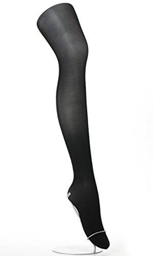 (アツギ) ATSUGI タイツ ASTIGU(アスティーグ) 【黒】 ブラックタイツ 40デニール〈3足組〉
