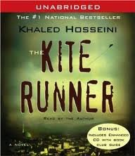 The Kite Runner  Publisher: Simon & Schuster Audio;