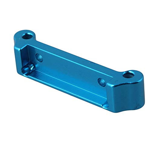(Front & Rear Suspension Arm Holder for WL Toys RC1:18 A959 A969 A979 k929 Car Blue)