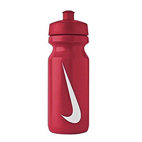 Squeeze Big Mouth Water Bottle, 650Ml, Vermelho/Vermelho