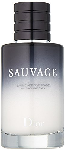 Christian Dior Sauvage After Shave Balm for Men, 3.4 Ounce