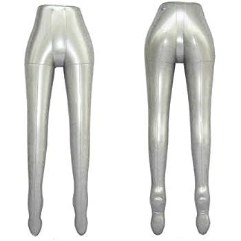 Amazon.com: newsmarts macho patas Pant de medio cuerpo ...