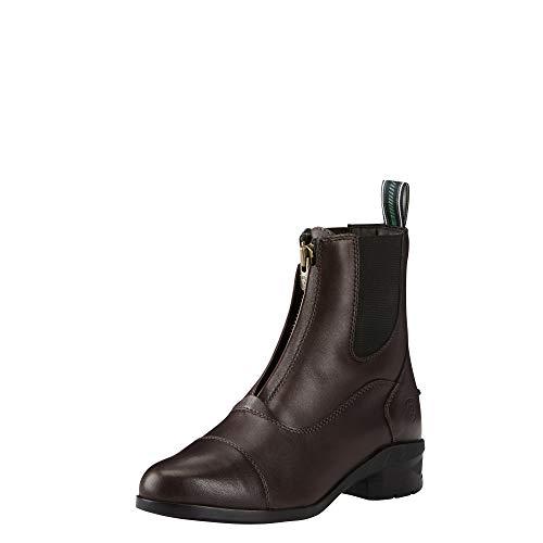 ARIAT Heritage IV Zip Paddock Boot Light Brown Size 5.5 B/Medium US