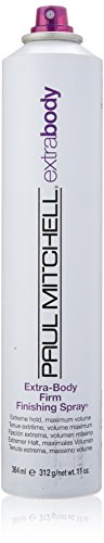 Paul Mitchell Extra-body Finishing Spray, 11 Ounce