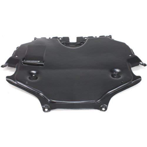 Garage-Pro Center Engine Splash Shield for MERCEDES BENZ C-CLASS 2008-2014/GLK-CLASS 2010-2012 Under Cover AWD