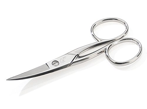 Heavy Duty Toenail Scissors by Erbe. Made in Germany, Solingen