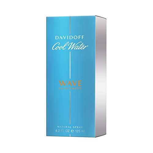 Davidoff Cool Water Wave Man Eau De Toilette, 125 ml