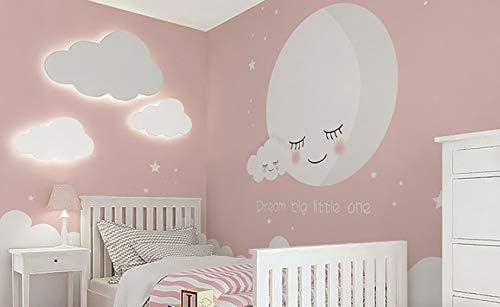 Yirenfeng Kinderzimmer Tapete Junge Schlafzimmer Starry Tapete Rosa Tapete Madchen Schlafzimmer Nahtlose Prinzessin Rosa Tapete 250x160cm Amazon De Baumarkt