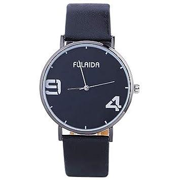 XKC-watches Relojes de Mujer, Mujer Reloj de Moda Cuarzo Negro/Blanco/