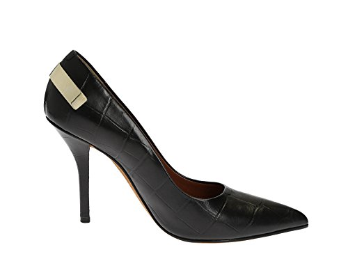 GIVENCHY-WOMENS-536948487897-BLACK-LEATHER-PUMPS