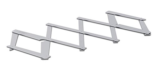 Trivet Expanding (Joseph Joseph Stretch Expandable Trivet, 9.06 x 2.36 x 0.31 inches, Stainless Steel)