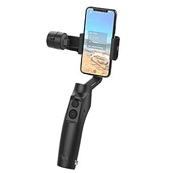 DYHM Estabilizador de Mano Mini-MI Smartphone Gimbal Stabilizer ...
