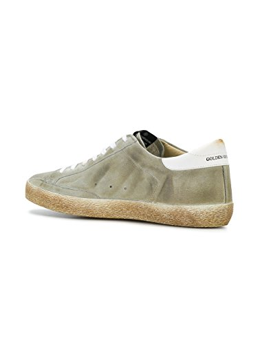 Uomo Grigio In Pelle Goose Sneakers Golden G32ms590f10 7wfRq5X