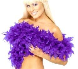 Smiffys Purple Feather Smiffy' s