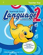 Seatwork Text Language 2 Teacher Key Third Edition for sale  Delivered anywhere in USA