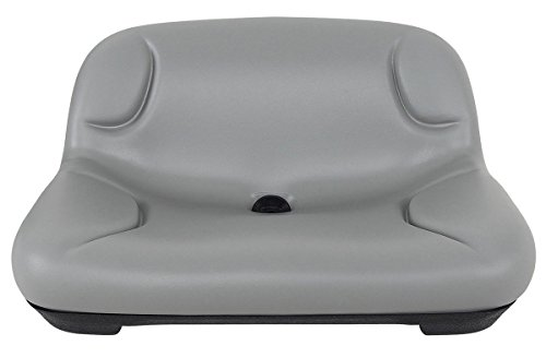 Low-Back Plastic Drain Hole Seat by NRS (Image #2)