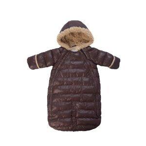 Windproof Fleece Bunting - 3