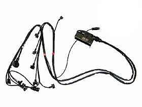 31cNrCLgQvL amazon com mercedes w140 300se (93) engine wiring harness updated w140 wire harness at readyjetset.co