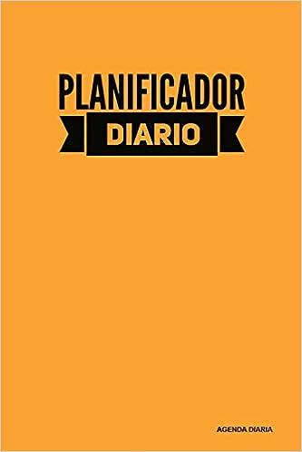 Planificador Diario - Agenda Diaria: Naranja (2), 90 Dias ...
