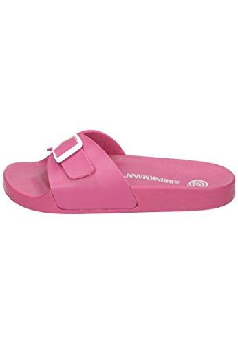 Dr. Brinkmann Damen Pantoletten in Fuchsia (Pink) kVHT4VG