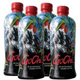 GoChi The Next Generation of Himalayan Goji Juice - Case of 4 X 1 Liter Bottles by Freelife