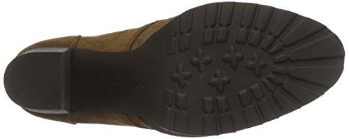 Marc O'Polo High Heel Bootie - botas de cuero mujer marrón - Braun (765 brown)