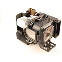 NEC VT595 projector lamp replacement bulb with housing - high quality replacement lamp