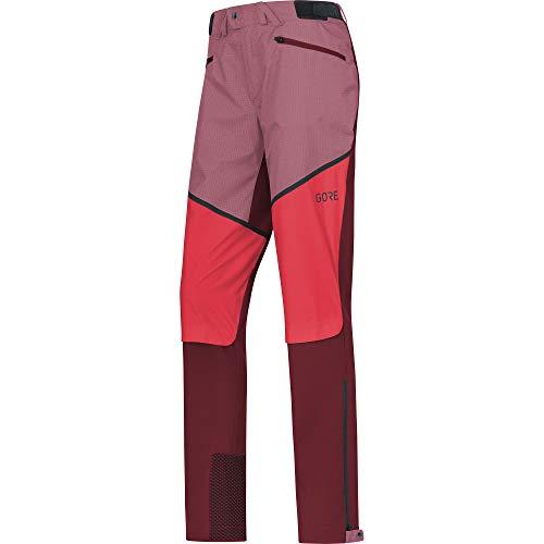 Pink hibiscus 100296 Gore Red Wear Femme Chestnut Pantalon x60qpT1w