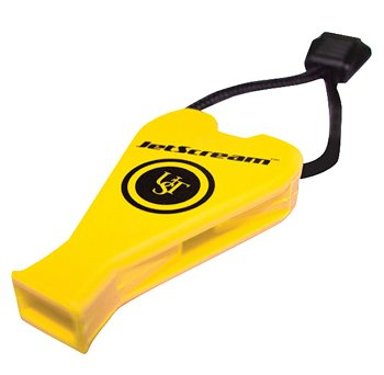 Revere JETSCREAM MARINE WHISTLE/YELLOW by Revere