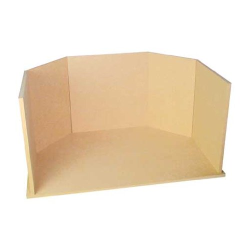 Houseworks, Ltd. Dollhouse Miniature Grand Room Box Kit ()