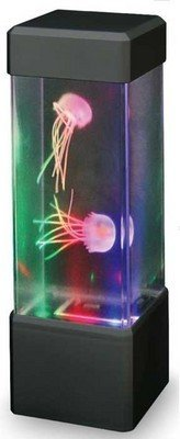 popular Jellyfish LED lamp Aqua (japan import): Amazon.es ...
